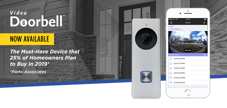 New Product Video Doorbell