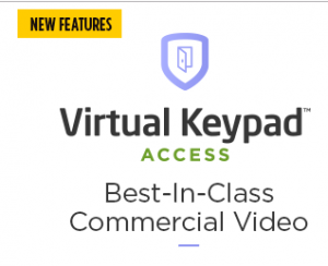 Virtual Keypad Access