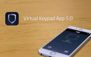 Virtual Keypad App!